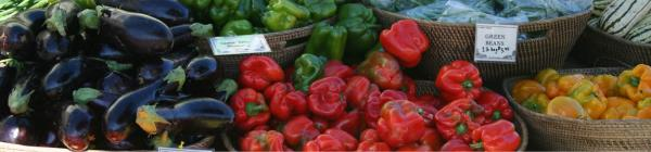 City of Lake Oswego Farmers Market produce